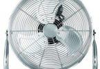 se chauffer grâce au ventilateur