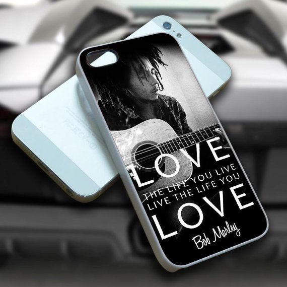 coque d'iPhone Bob Marley