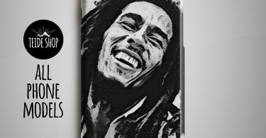 coque pour iPhone Bob Marley