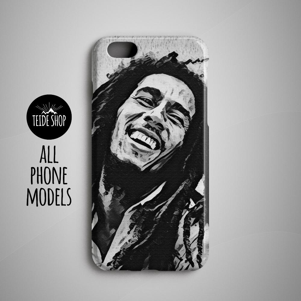 coque pour iPhone Bob Marley