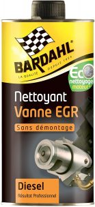 Prenez soin de votre diesel grâce au nettoyant vanne EGR !