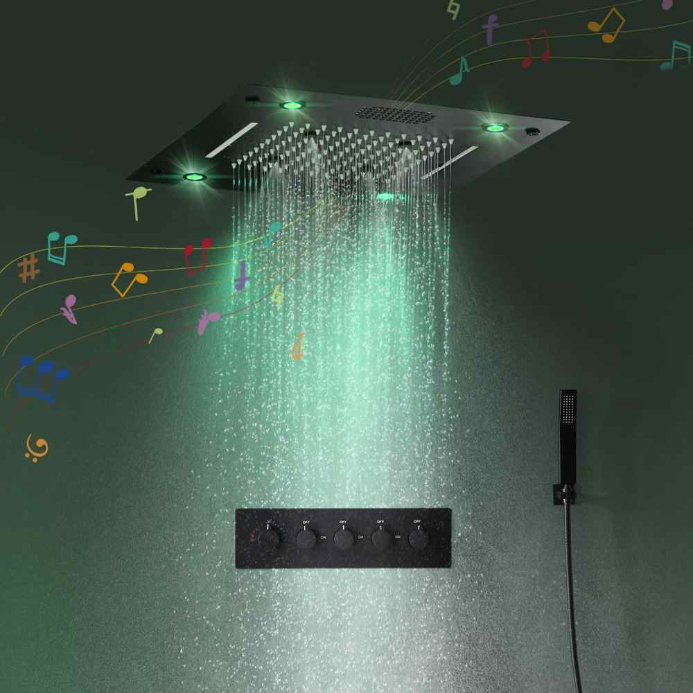 Colonne de douche thermostatique MP3