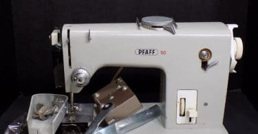 Machine à coudre Pfaff